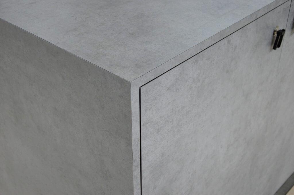 Balie betonlook