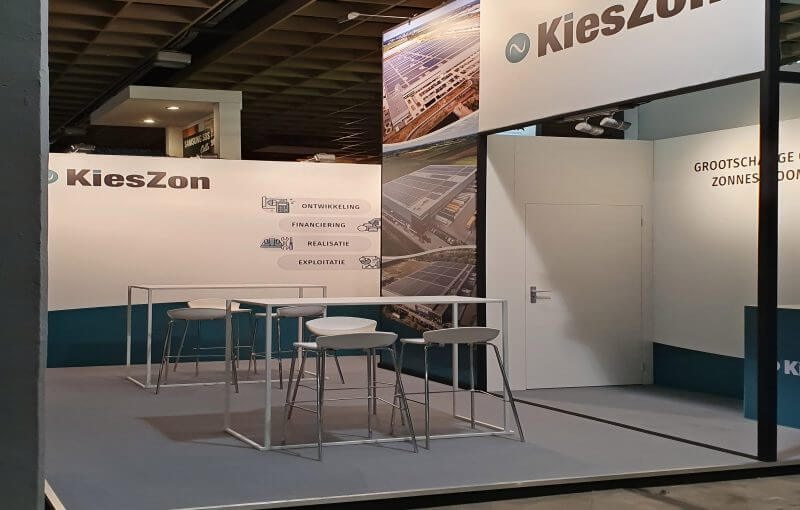 Standbouwproject Logistica 2019