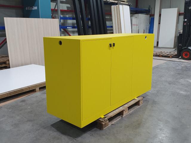 standbouwproject meubels