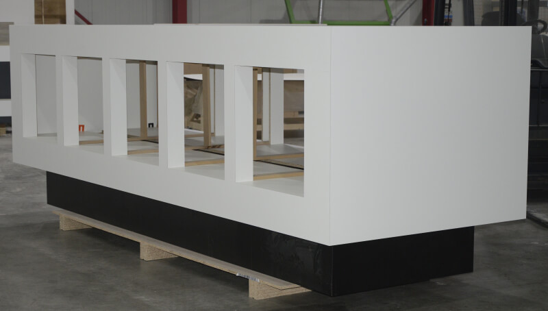 standbouwproject kast